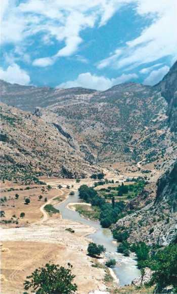река Земандис