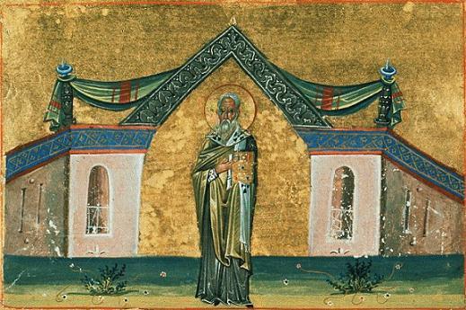Святитель Иоанн Поливотский, епископ