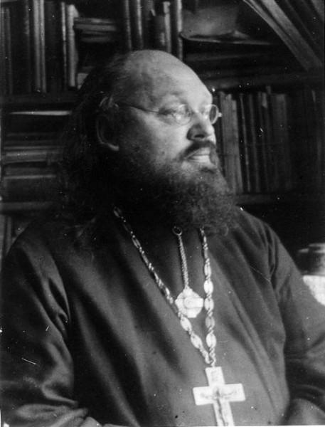 Священномученик Илия Четверухин, пресвитер