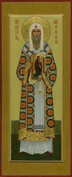 Святитель Максим, митрополит Киевский и всея Руси