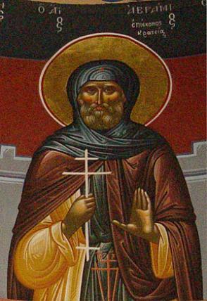 святитель Авраамий Кратейский