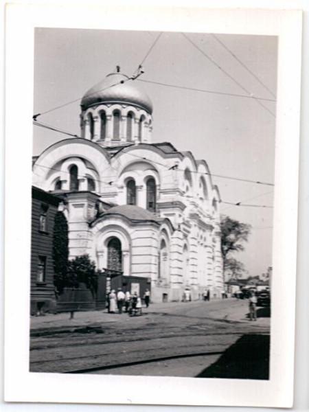 Московский собор в честь Богоявления Господня в Дорогомилове (разрушен в 1938)