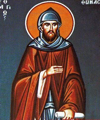 Преподобный Фома Дефуркин, игумен