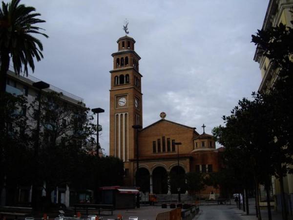 Церковь Святой Евлалии де Мерида, Барселона, Испания