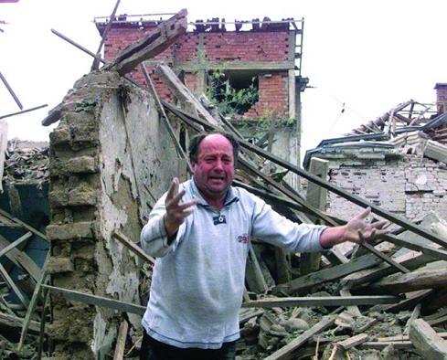 Бомбардировки Югославии 1999