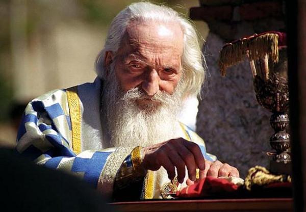 Сербский патриарх Павел 10