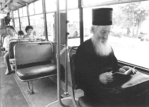 Сербский патриарх Павел 1
