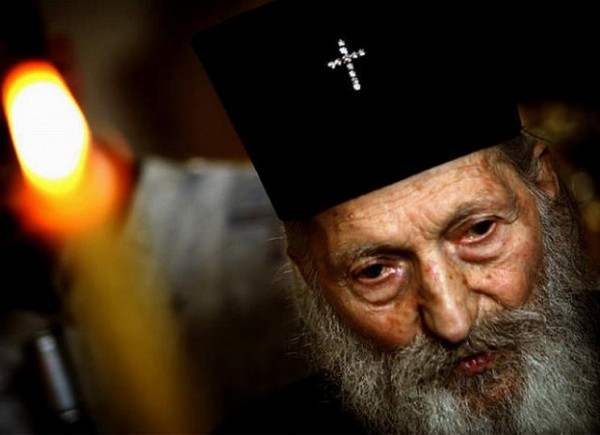 Сербский патриарх Павел 3