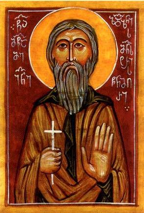 Священномученик Иоанн, настоятель Зедазенского монастыря