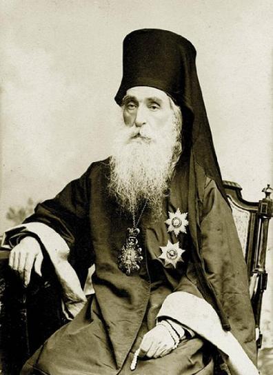 Святитель Гавриил (Кикодзе) , епископ Имеретинский 1