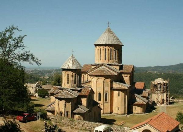 Гелатский монастырь Богородицы близ Кутаиси