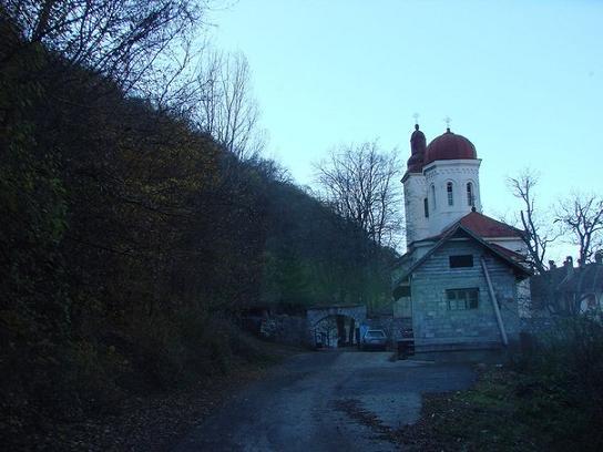 Суходолски манастир Пресвета Богородица в Сърбия