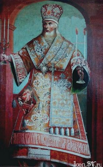 Святитель Иларион, Митрополит Суздальский и Юрьевский