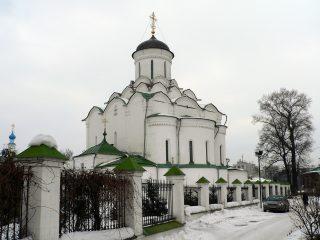 свято_Успенский_Княгинин_женский_монастырь_Владимир