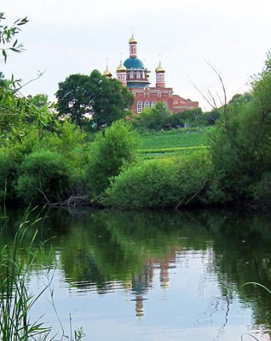 Сезёновский Иоанно-Казанский епархиальный женский монастырь