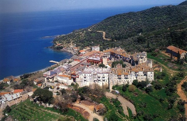 Монастырь Ватопед, Афон