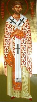 Святитель Вонифатий Милостивый, епископ Ферентийский