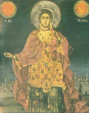 Мученик Иоанн Фасский, Константинопольский