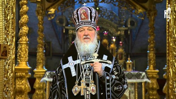 Патриарх Кирилл 5