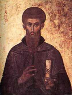 Преподобный Наум Охридский, равноапостольный