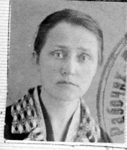 Мученица Антонина Брянских