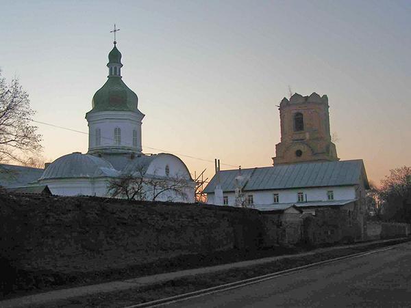 Свято-Введенский женский монастырь - Нежин - Нежинский район - Украина, Черниговская область