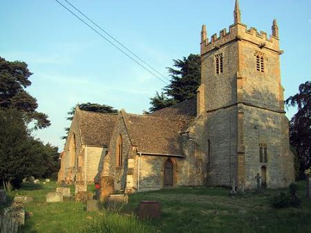 Церковь св. Эгвина в Нортоне, Вустершир