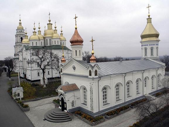Полтавский Крестовоздвиженский женский монастырь