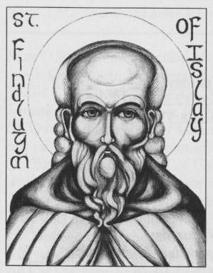Преподобный Финдлуган Ислейский (Findlugan), игумен