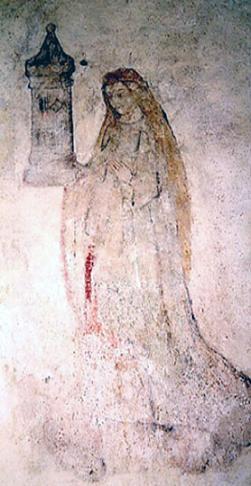 Мученица Дафросия (Дафроса, Аффроса) Римская (греч. Δαφροσία, лат. Dafrosa, Affrosa)