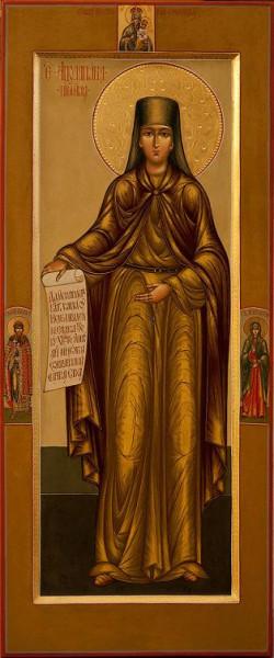 Преподобная Аполлинария