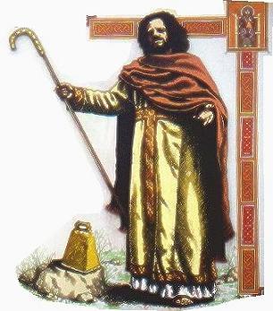 Преподобный Филлан Шотландский