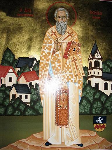 Святитель Ремигий, епископ Реймса и апостол франков