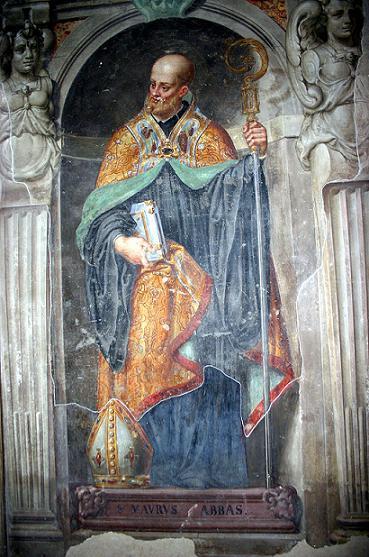 Преподобный Мавр Римлянин