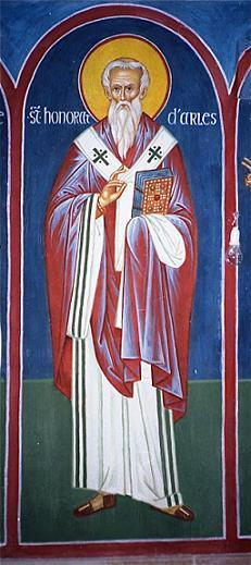 Святитель Гонорат (лат. Honoratus), епископ Арелатский