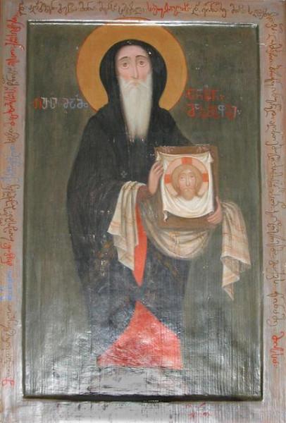 Преподобный Антоний Марткопский, Иверский, столпник