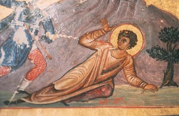 мученик Неофит Никейский, Византия; XI в.
