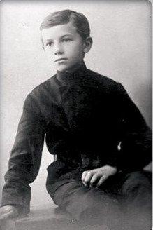 о. Иоанн Крестьянкин в детстве