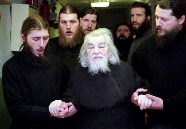 о. Иоанн Крестьянкин, январь 2004 года