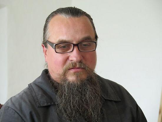 Игумен Амфилохий (Кузнецов), настоятель Свято-Троицкого Павло-Обнорского монастыря 1