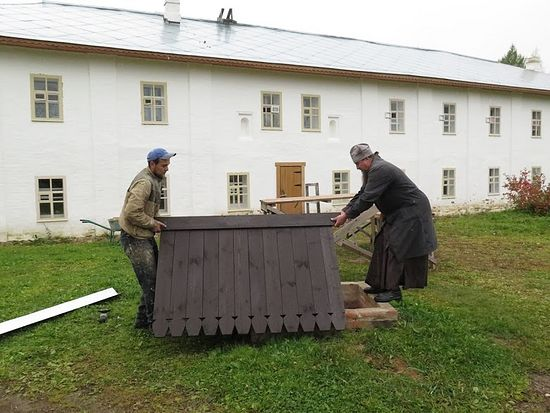 Павло-Обнорский монастырь 2