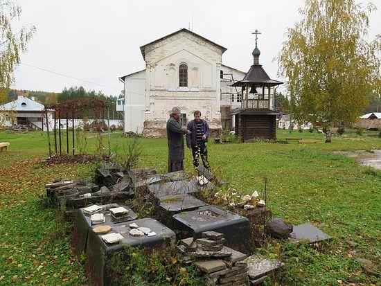 Павло-Обнорский монастырь 3