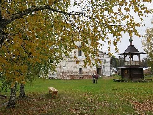 Павло-Обнорский монастырь 4