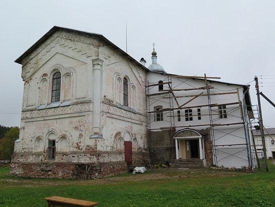 Павло-Обнорский монастырь 5