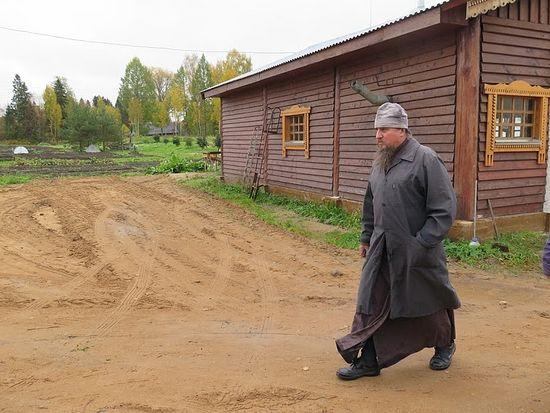 Павло-Обнорский монастырь 6