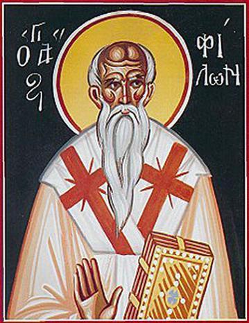 Святитель Филон Чудотворец, епископ Карпасийский