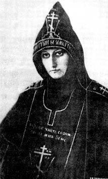схимонахининя Мария (Болотова)