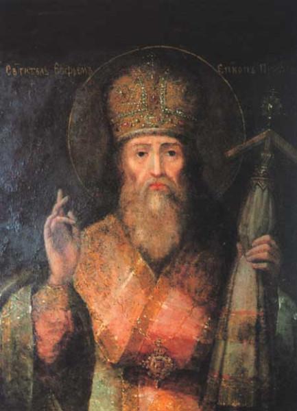 Преподобный Ефрем Печерский, митрополит Переяславский