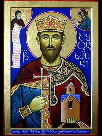 Святой благоверный Ашот I Куропалат, Великий