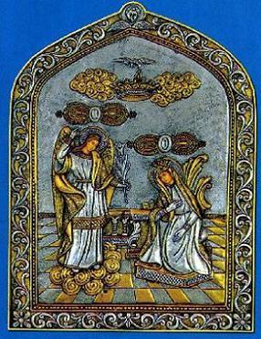 Тиносская икона Божией Матери или Живоприемный источник